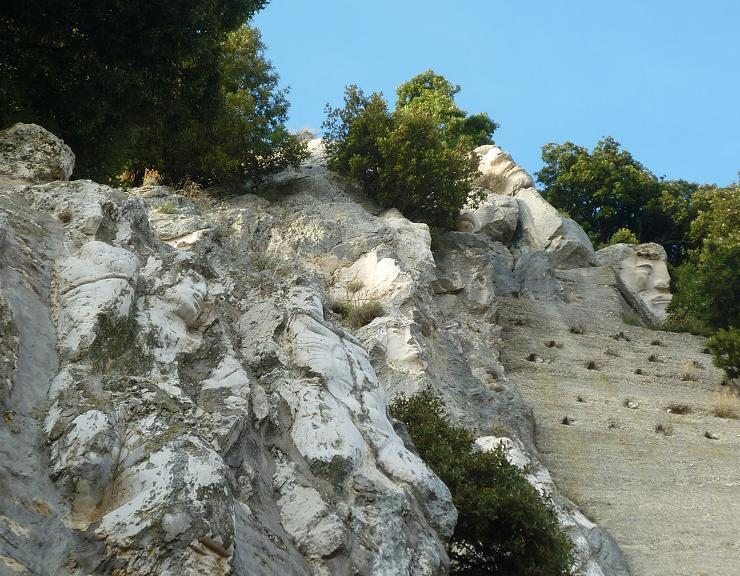 Foto Monte Rushmore....all'italiana - by Envy